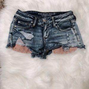 NWOT🎉 American Eagle Short Shorts